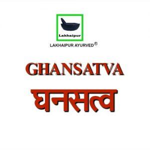Ghansatva